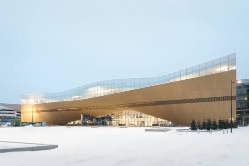 oodi, library design, finnish library, finnish architecture, helsinki, ala
